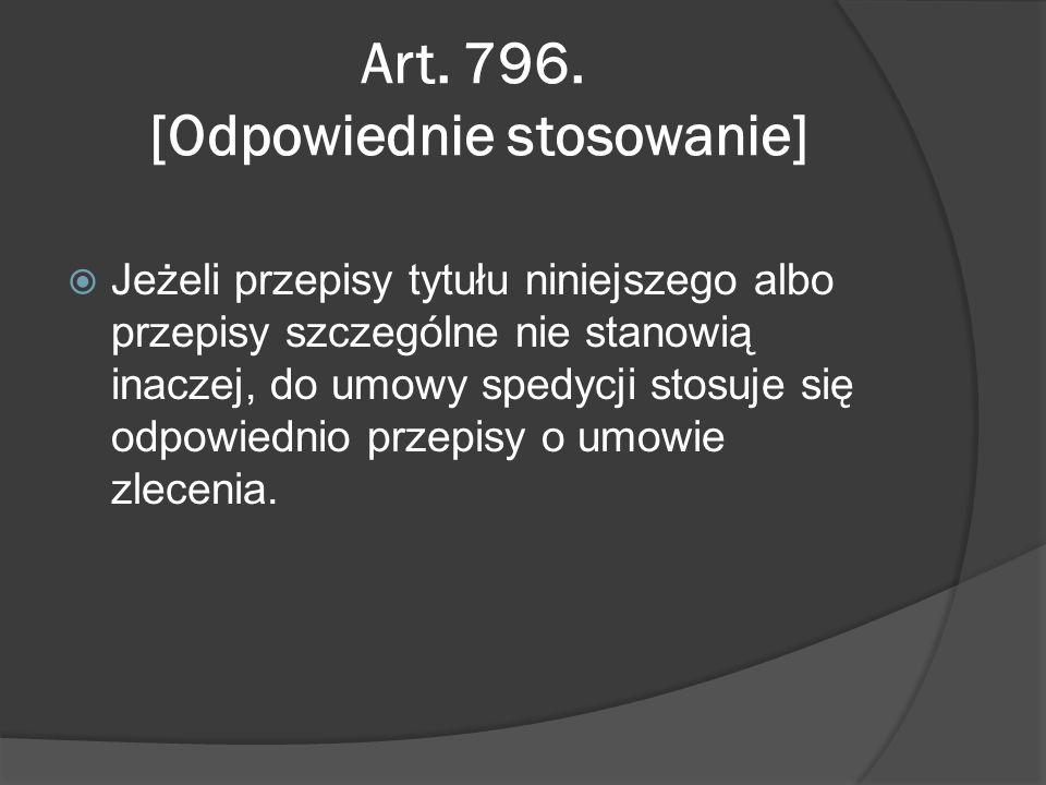 Art. 796.