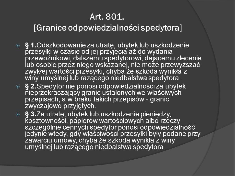 Art. 801.