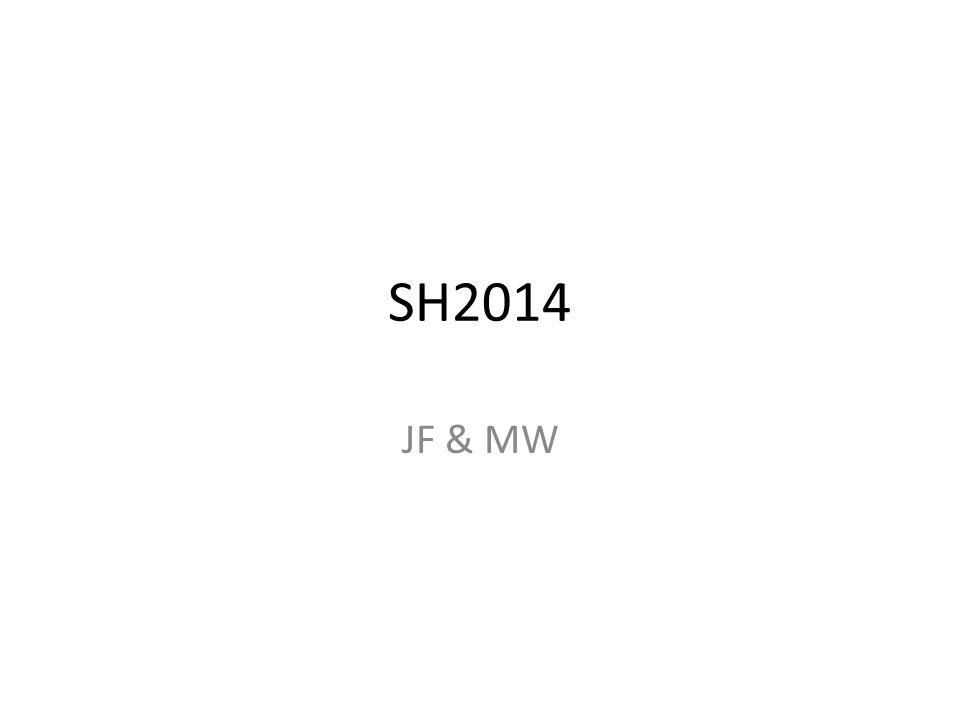 SH2014 JF & MW