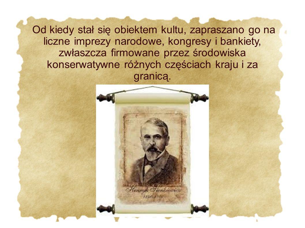Po powrocie do kraju w 1879 roku pojechał do Lwowa z odczytem: Z Nowego Jorku do Kalifornii .