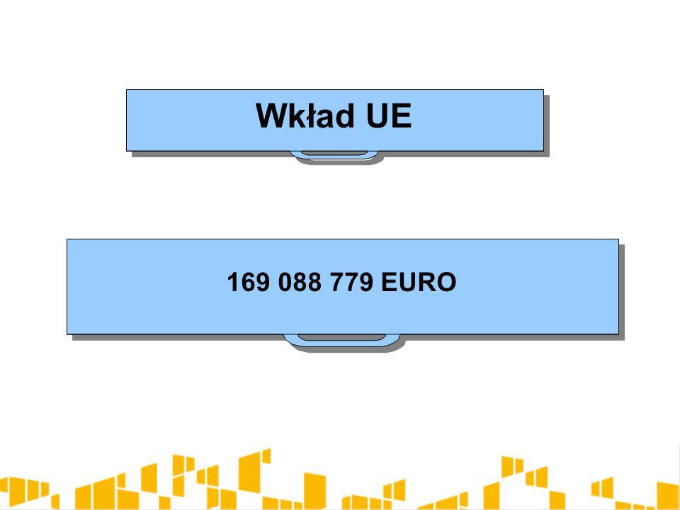Wkład UE 169 088 779 EURO