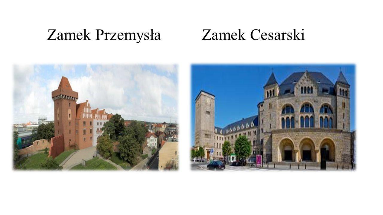 Zamek Przemysła Zamek Cesarski