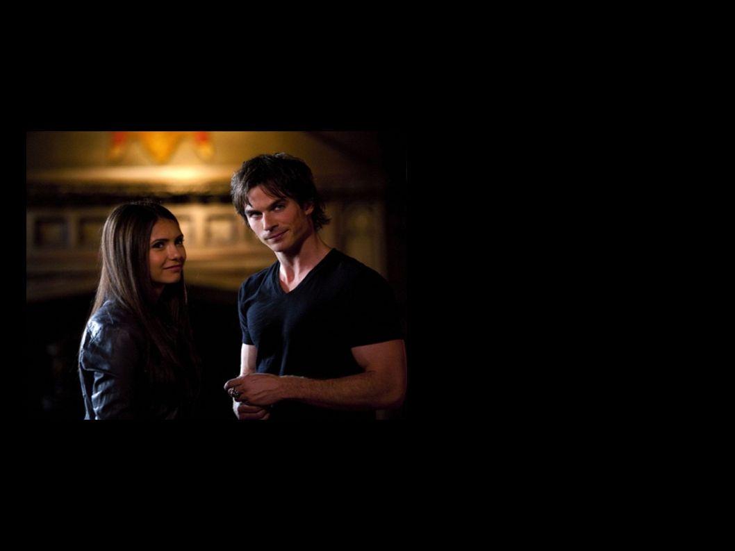 Damon- wartości moralne ● Bohater ten zmienił się pod wpływem miłości, jest tak zakochany w Elenie, że za wszelką cenę chce z nią być, jest bowiem ona dla niego najważniejsza.