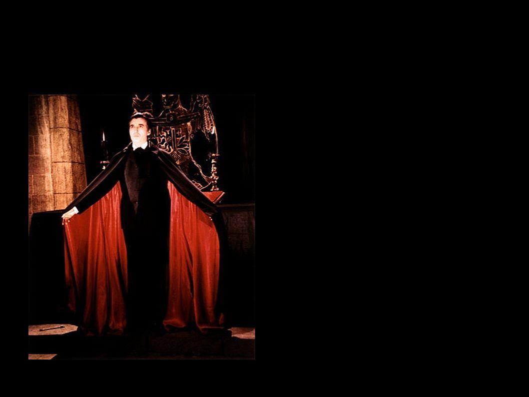 Dracula - wygląd Dracula to wampir żyjący w Transylwanii, w Karpatach.