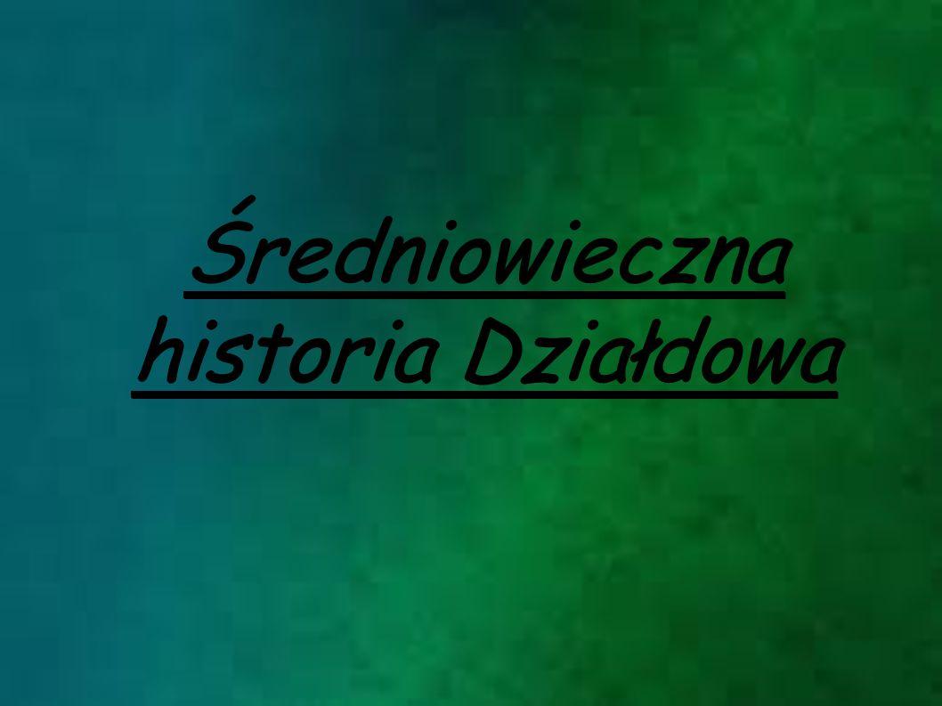 Średniowieczna historia Działdowa