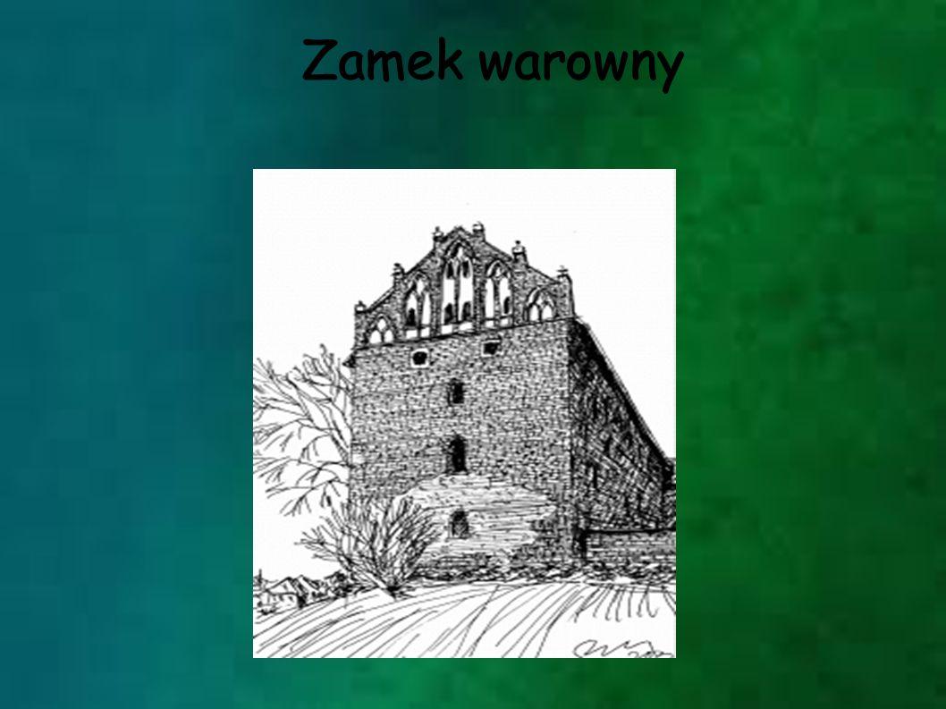 Zamek warowny