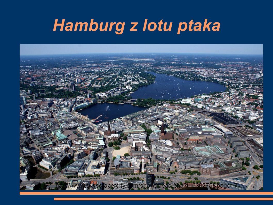 Hamburg z lotu ptaka http://www.skyscrapercity.com/showthread.php?t=630275&page=7