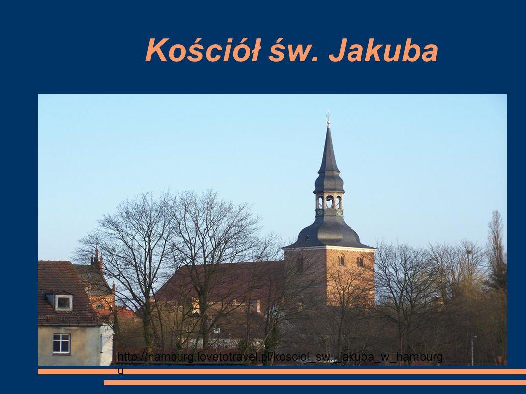 Kościół św. Jakuba http://hamburg.lovetotravel.pl/kosciol_sw._jakuba_w_hamburg u