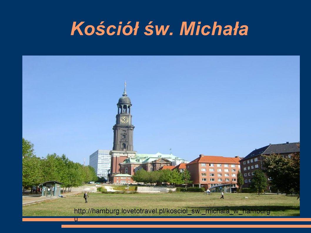 Kościół św. Michała http://hamburg.lovetotravel.pl/kosciol_sw._michala_w_hamburg u