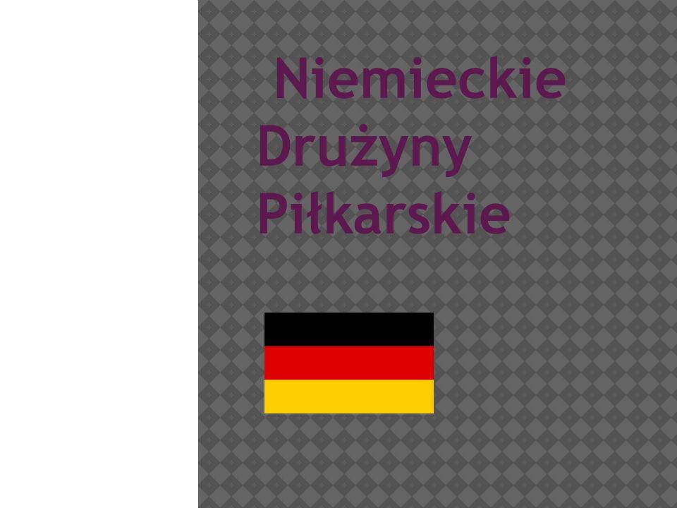 Niemieckie Drużyny Piłkarskie