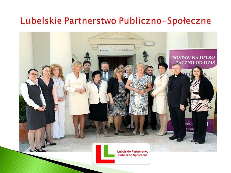  promowanie rozwoju lokalnego Lublina i województwa lubelskiego,  budowa społeczeństwa obywatelskiego,  przeciwdziałanie wykluczeniu społecznemu osób pozostających bez pracy, w tym: w szczególnie trudnej sytuacji na rynku pracy.