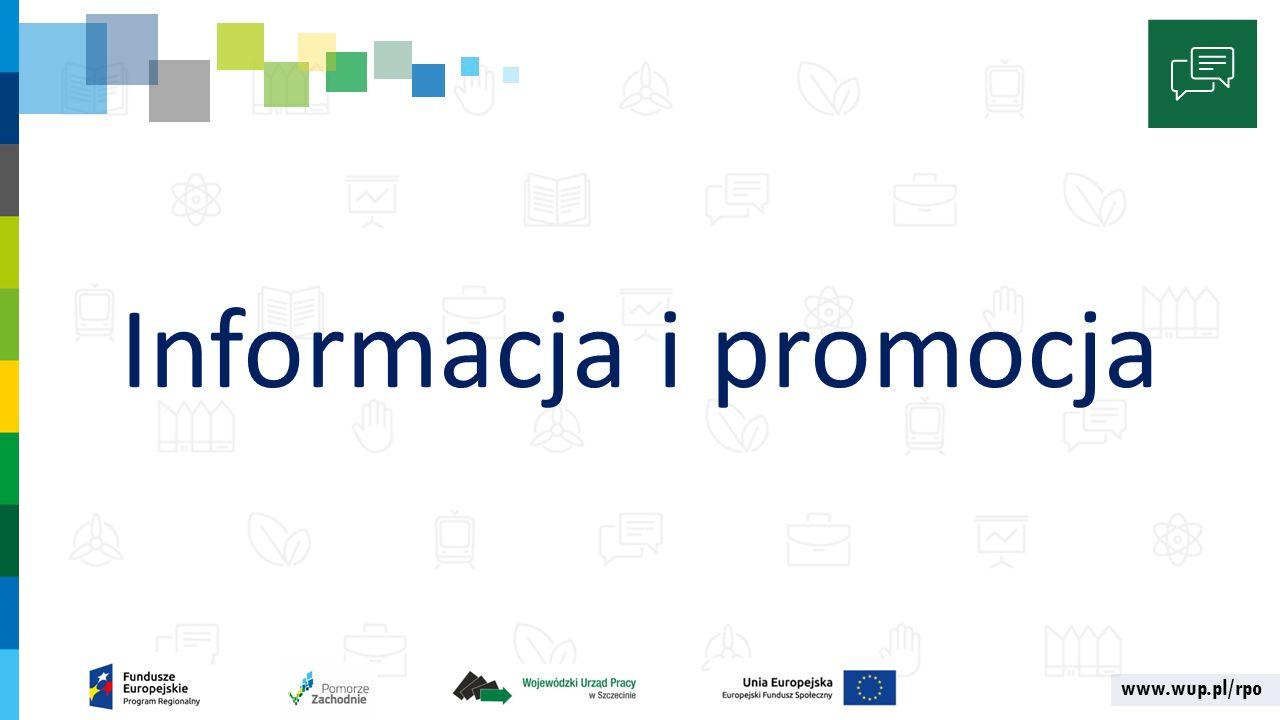 www.wup.pl/rpo Informacja i promocja