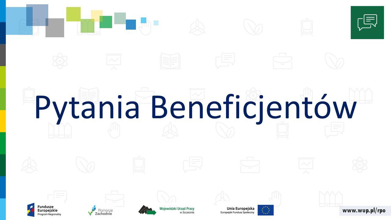 www.wup.pl/rpo Pytania Beneficjentów