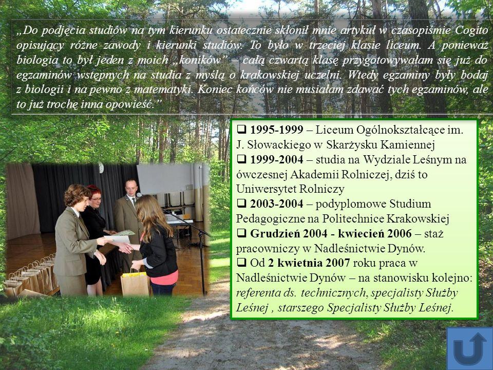  1995-1999 – Liceum Ogólnokształcące im. J.