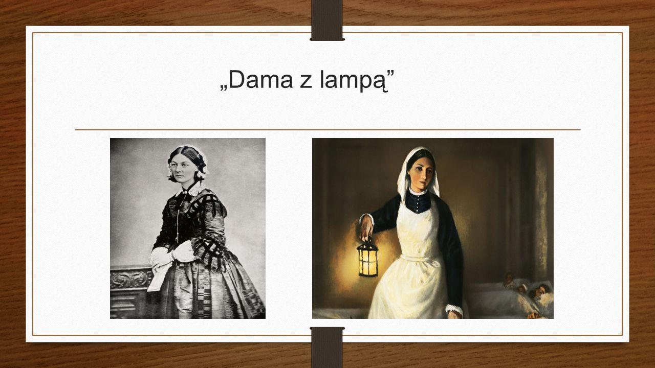 """Dama z lampą"
