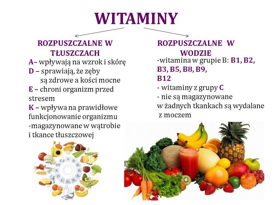 Substancje dodatkowe w żywności Nie są produktami spożywczymi, ani typowymi składnikami żywności.