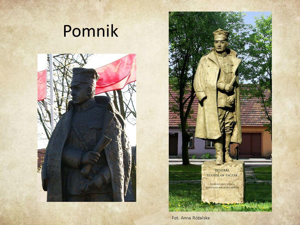 Pomnik Fot. Anna Różalska