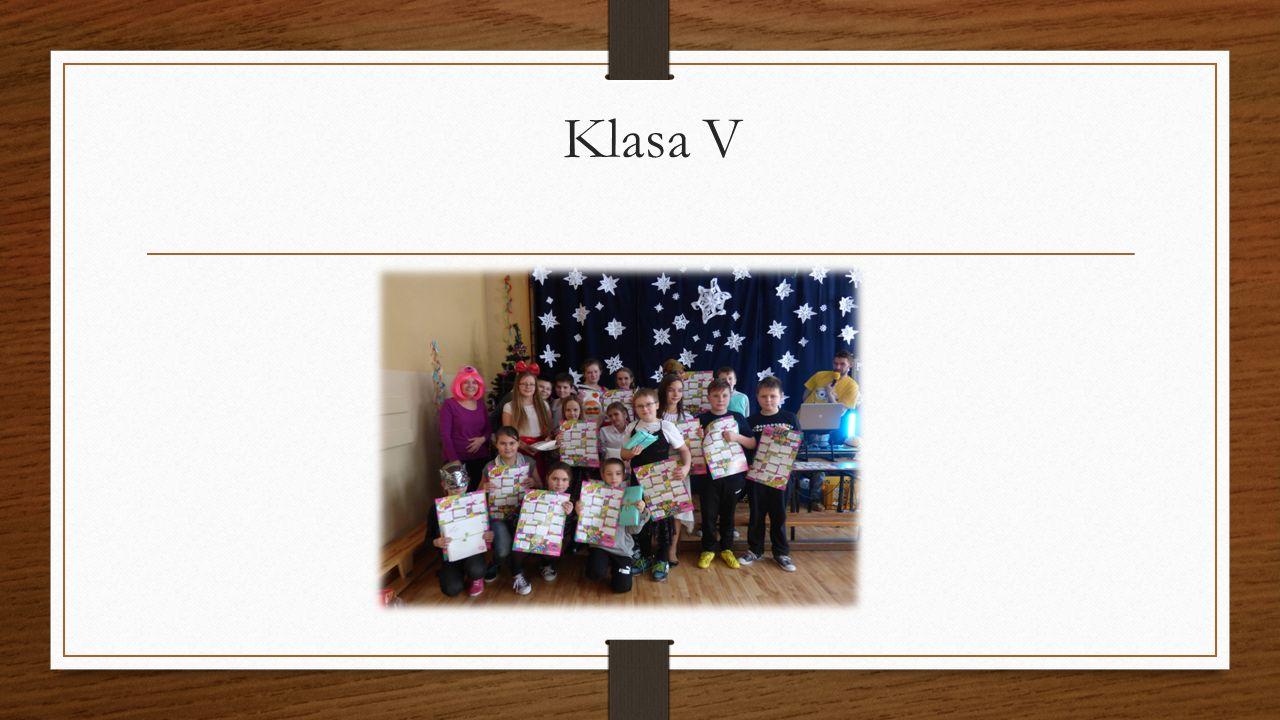 Klasa V