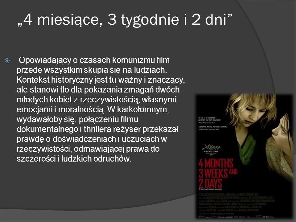 Nagrody: Europejska Nagroda Filmowa: Najlepszy film Złota Palma Europejska Nagroda Filmowa: Najlepszy reżyser Nagroda Goya: Najlepszy film europejski Brązowy Koń Nagroda NSFC: Najlepszy film zagraniczny Nagroda Nowojorskiego Koła Krytyków Filmowych w kategorii najlepszy film nieanglojęzyczny
