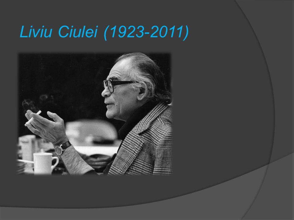 Liviu Ciulei (1923-2011)