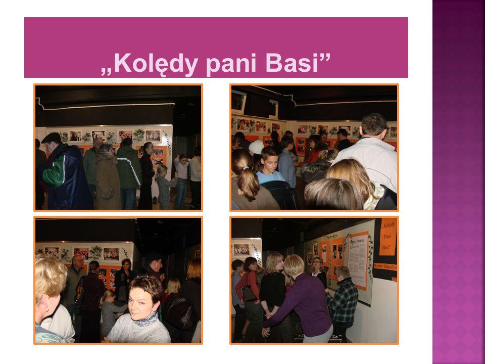 Występy artystyczne uczniów naszej szkoły (fortepian, akordeon, występy wokalne, recytacja autorskich wierszy) oraz zaproszonych gości: Magdaleny Chmieleckiej i Marcina Kucharzewskiego