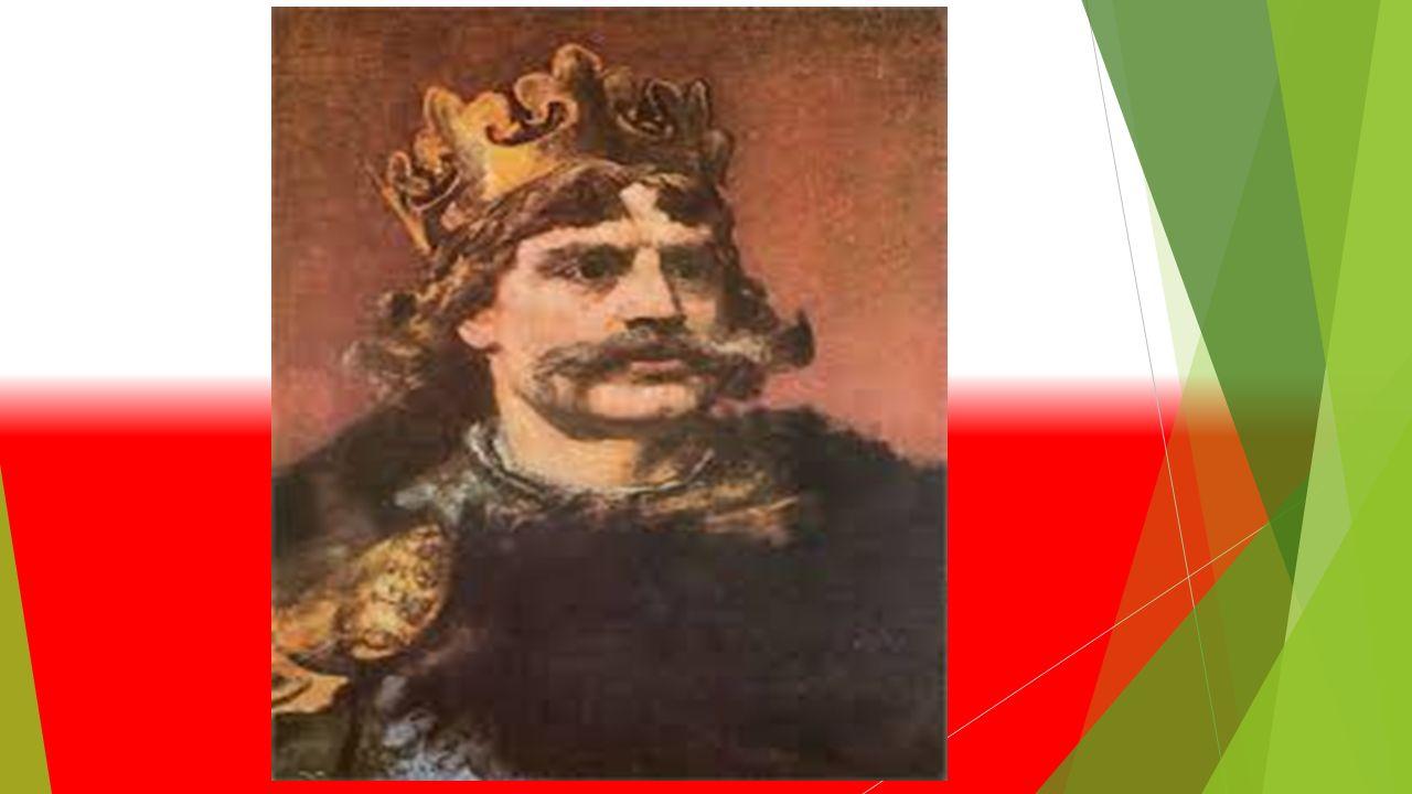 Boles ł aw Chrobry Był synem Mieszka I, księcia Polski i Dobrawy, czeskiej księżniczki.