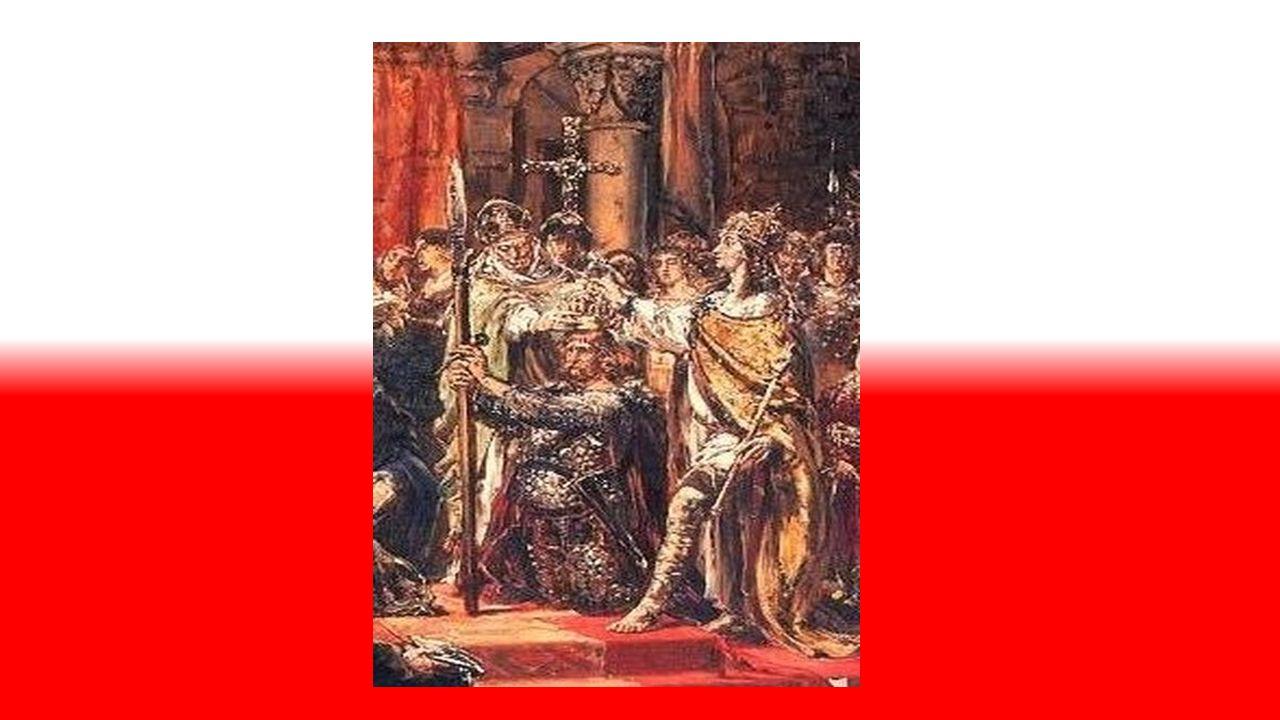Koronacja Boles ł awa Chrobrego Po śmierci przebywającego w Rzymie cesarza Niemiec Henryka II – 13 lipca 1024 roku – możliwa stała się wreszcie koronacja Bolesława Chrobrego.