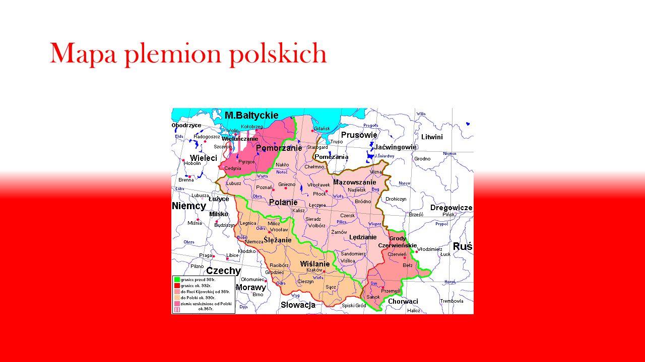 Polska powsta ł a w X w.