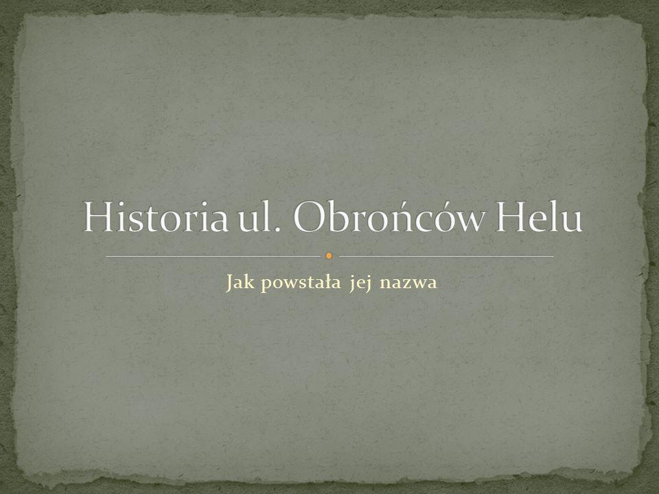 Jak powstała jej nazwa