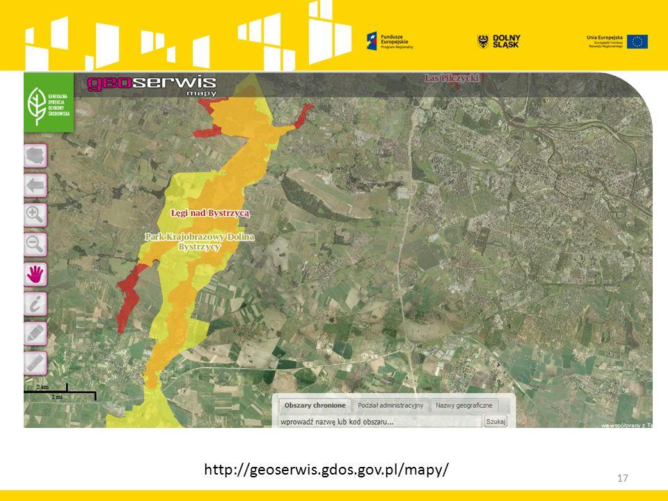 http://geoserwis.gdos.gov.pl/mapy/ 17