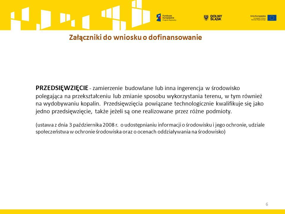 Kryteria wyboru projektów w ramach RPO WD 2014-2020  Kryterium 3.
