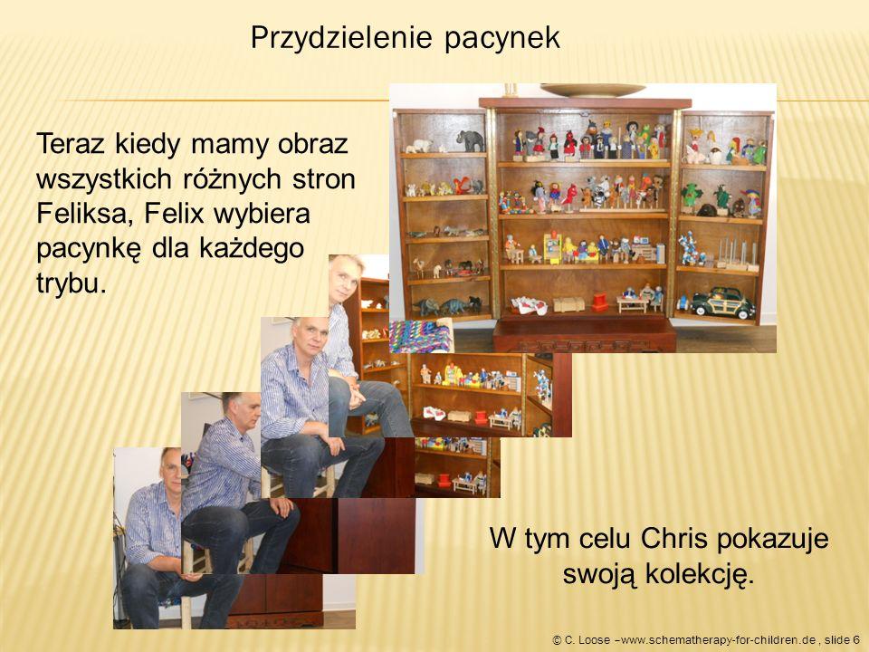 … nagrodę: Złotą Antenę! © C. Loose –www.schematherapy-for-children.de, slide 27
