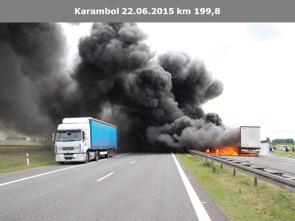 Karambol 22.06.2015 km 199,8