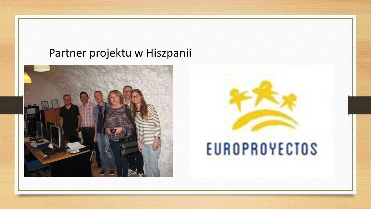 Partner projektu w Hiszpanii