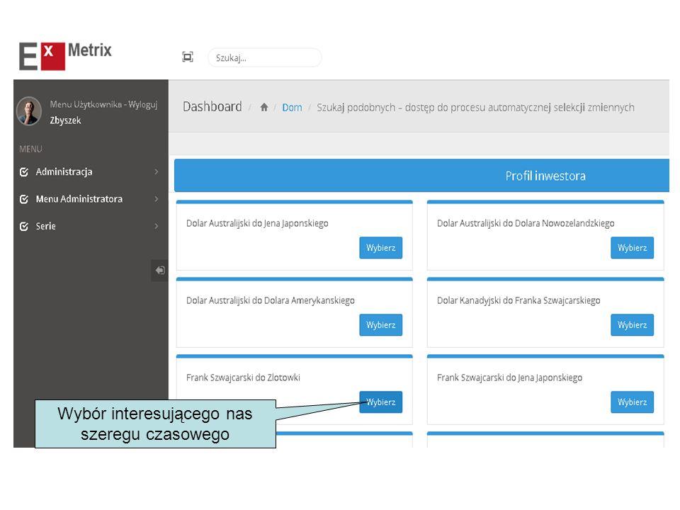 Aktualizacja odpowiedzi oszacowanego modelu po spłynięciu najnowszych danych do baz danych