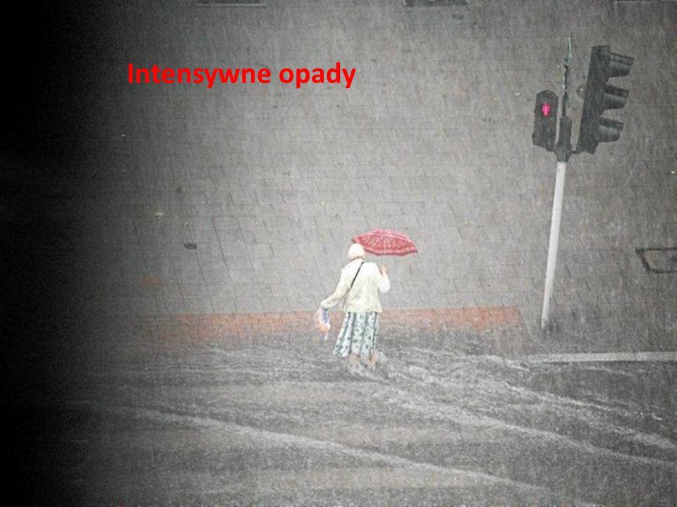 Intensywne opady