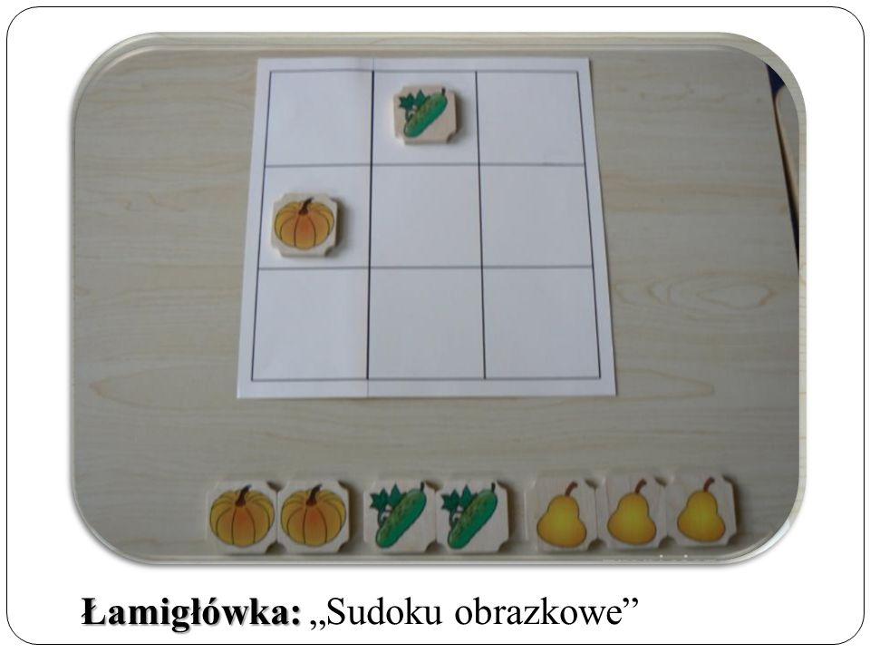 """Łamigłówka: Łamigłówka: """"Sudoku obrazkowe"""