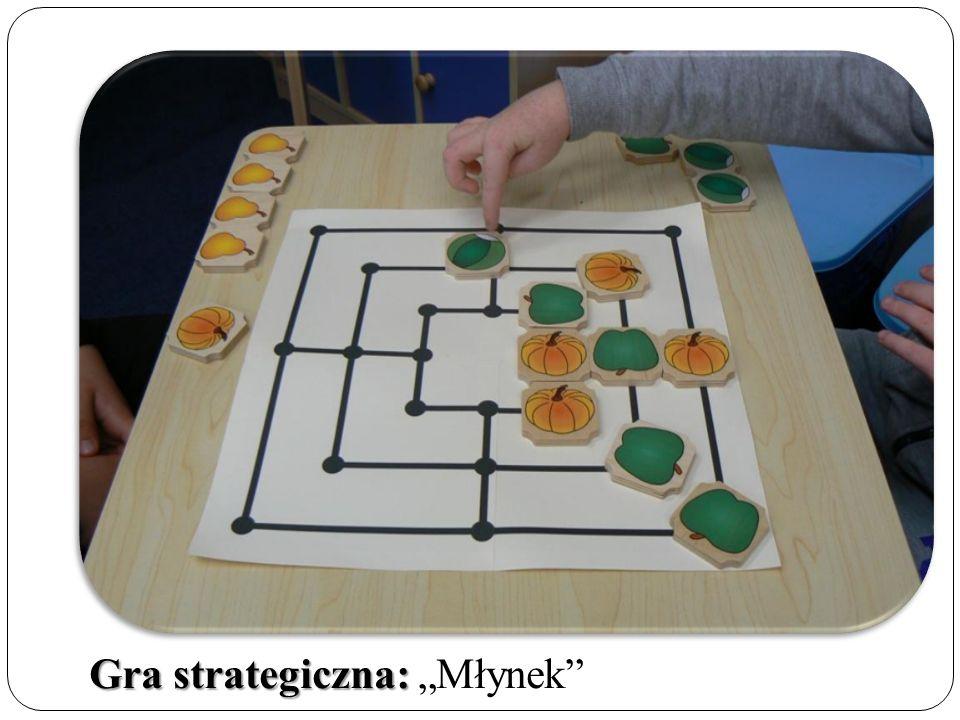 "Gra strategiczna: Gra strategiczna: ""Młynek"