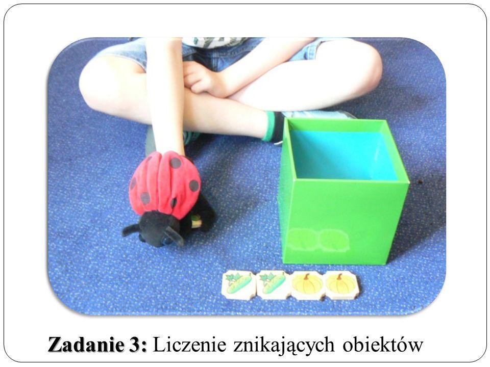 Zadanie 3: Zadanie 3: Liczenie znikających obiektów