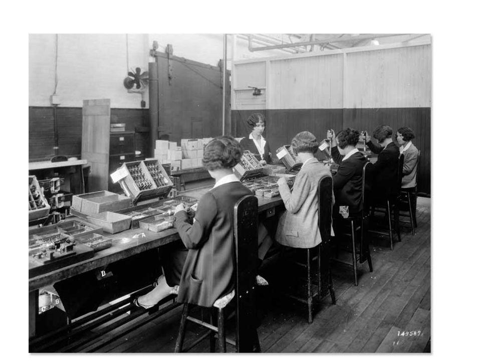 Experyment w Hawthorne – II faza Metoda badań – wywiady (0,5h – 1,5 h).
