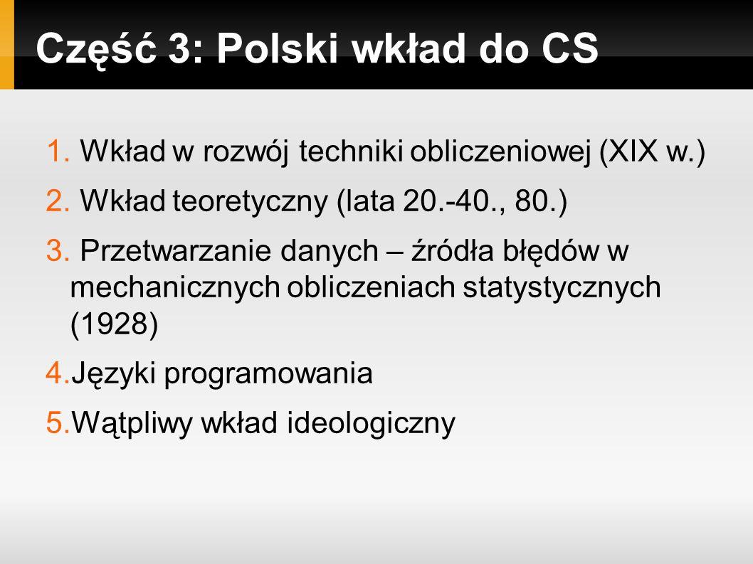 """2.Wkład teoretyczny – Zdzisław Pawlak i """"maszyna Pawlaka Z."""