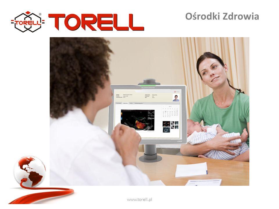 www.torell.pl Ośrodki Zdrowia