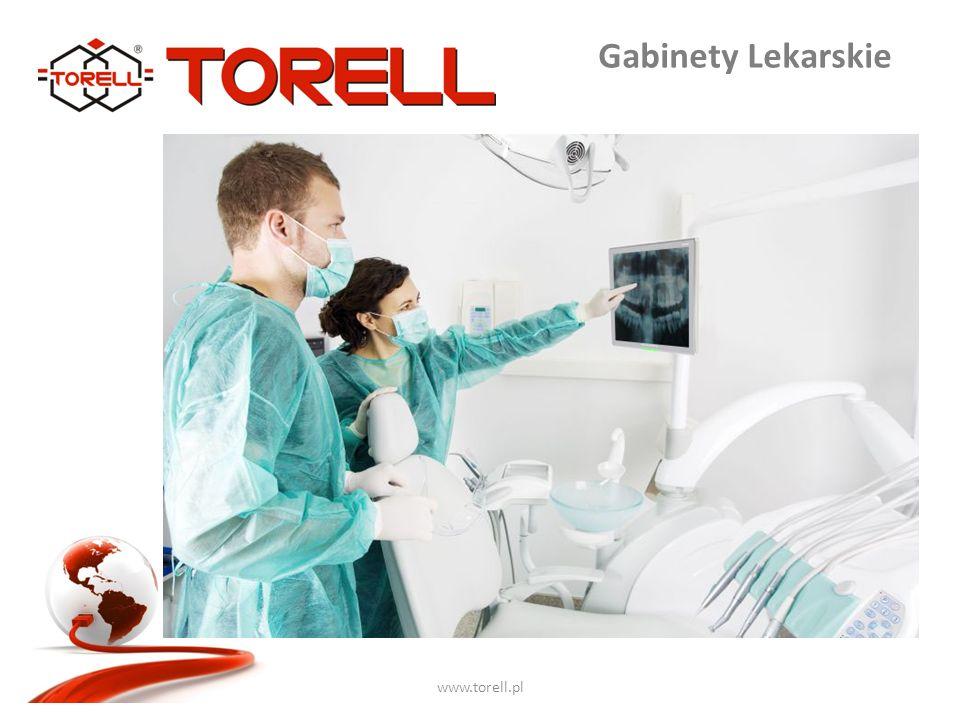 www.torell.pl Gabinety Lekarskie
