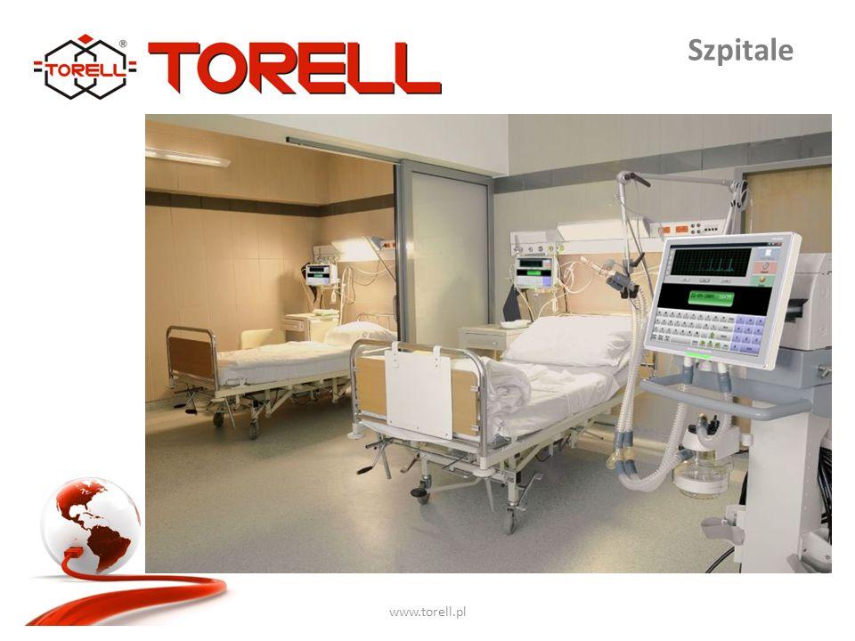 www.torell.pl Szpitale