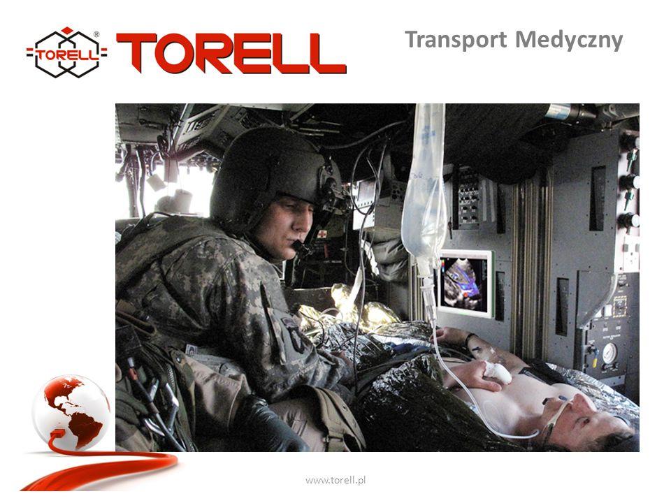www.torell.pl Transport Medyczny