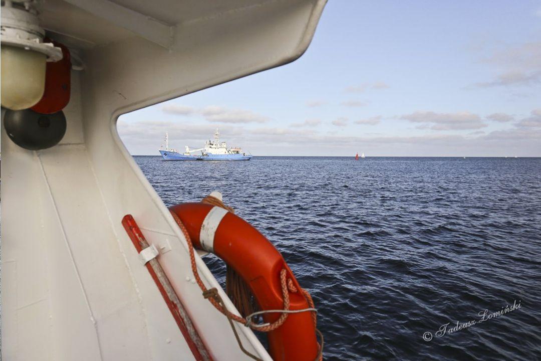 Jak co roku, w ramach obchodów Święta Morza, 25 czerwca w Gdyni, na akwenie pomiędzy wejściem południowym do portu a falochronem mariny odbyły się ćwi