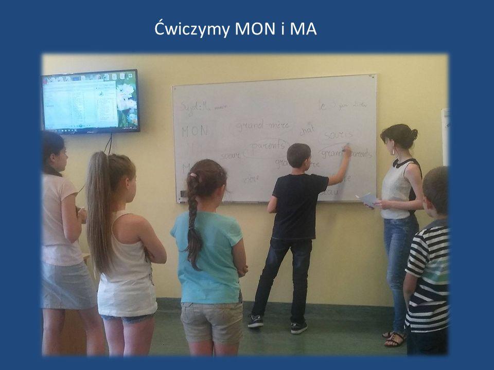 Ćwiczymy MON i MA