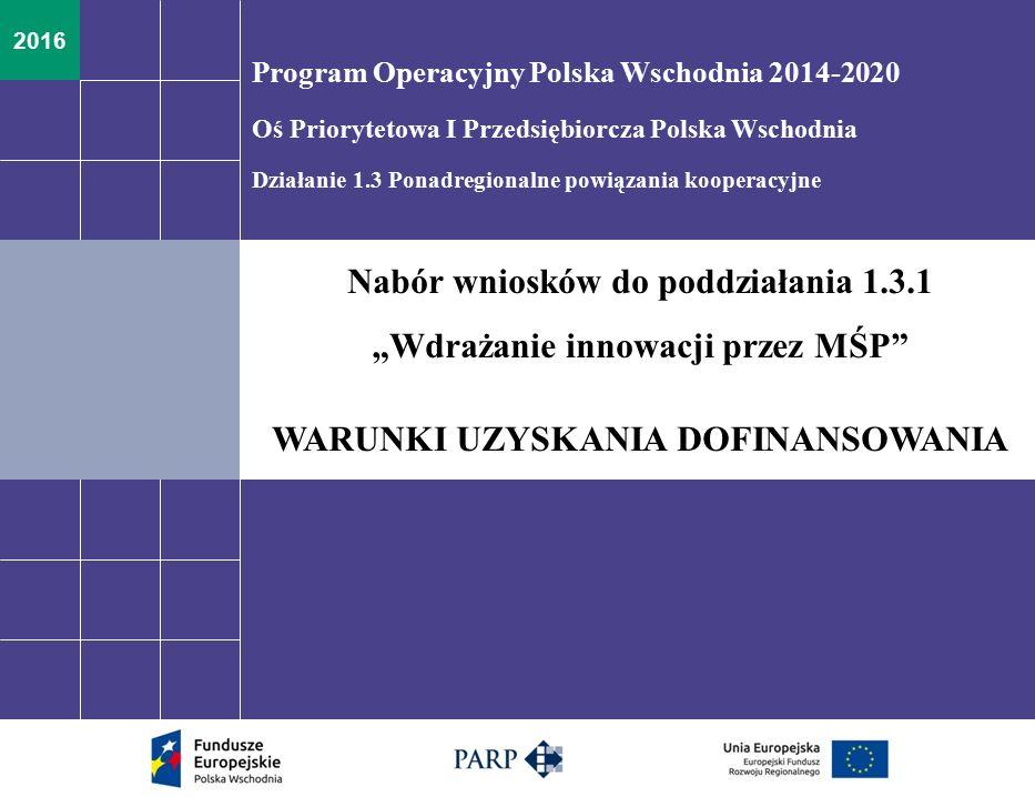 PROJEKT – okres realizacji  nie może rozpocząć się przed dniem złożenia wniosku o dofinansowanie lub w dniu złożenia wniosku o dofinansowanie (efekt zachęty);  nie może przekraczać 30 miesięcy;  nie później niż 31 grudnia 2023 r.