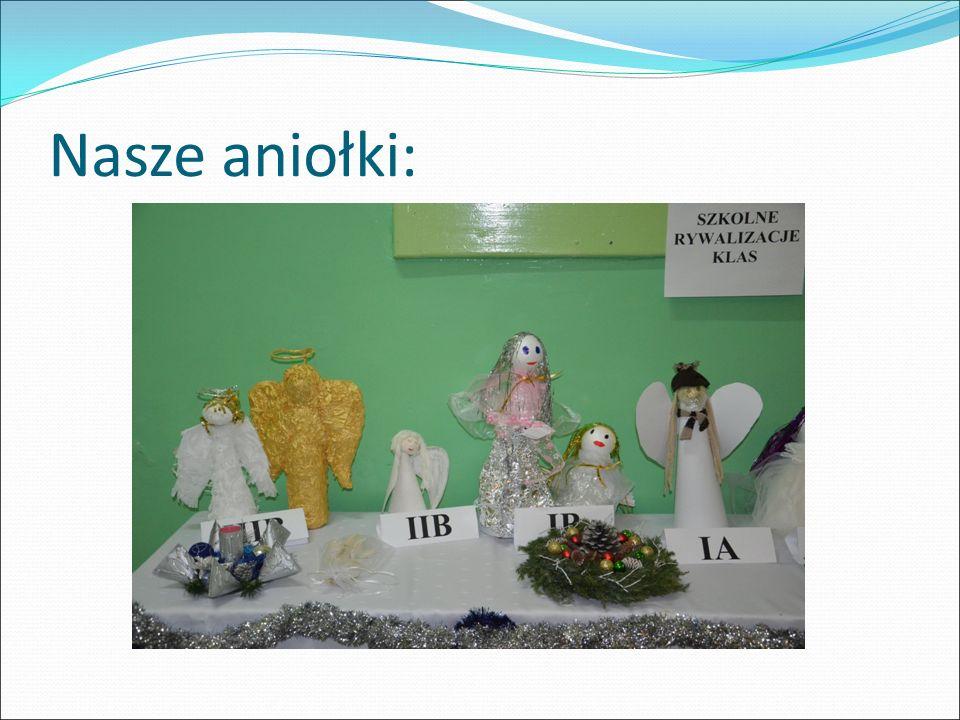Nasze aniołki:
