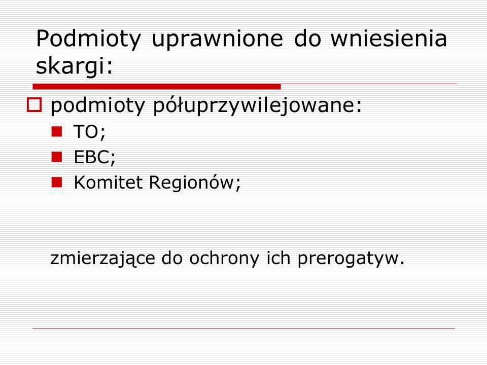 Zasadność skargi (art.